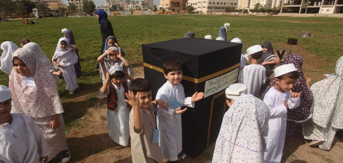 children-hajj