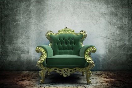 4105_Green-throne-in-a-wilderness-room